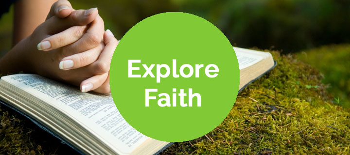 Home Page Graphics - Explore Faith