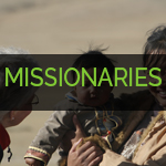 Ministry Buttons - Missionaries