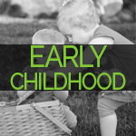 Ministry Buttons - Early Childhood