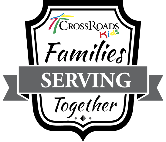 Ministry Buttons - Families Serving Together