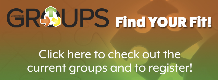 Ministry Buttons - Groups Find Your Fit