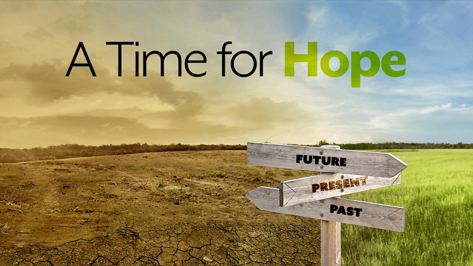 Bulletins - A time for hope