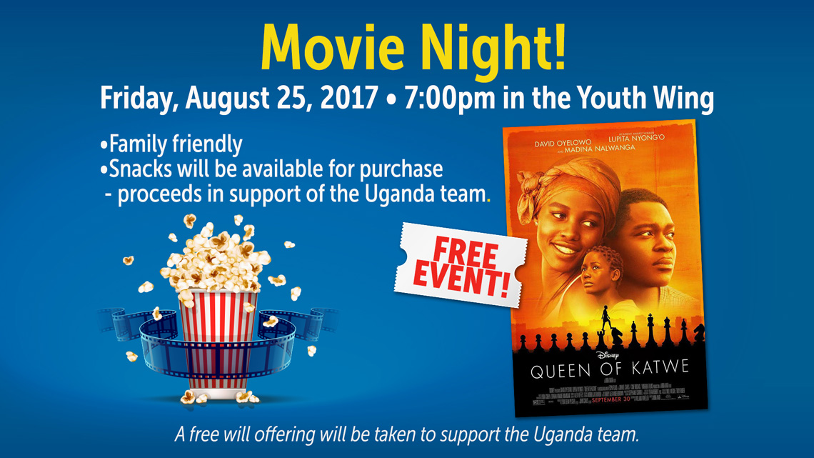 Coming Events Pics - Movie Night