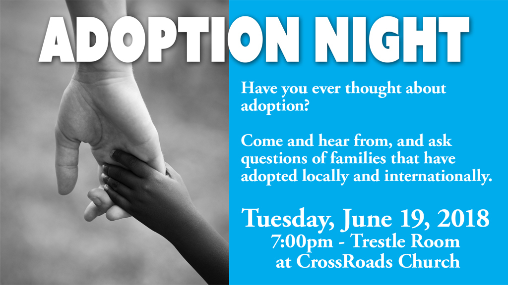 Adoption Night