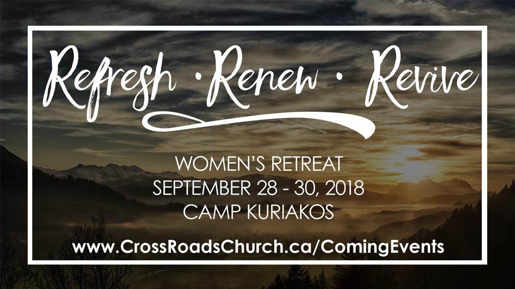 Refresh Renew Revive