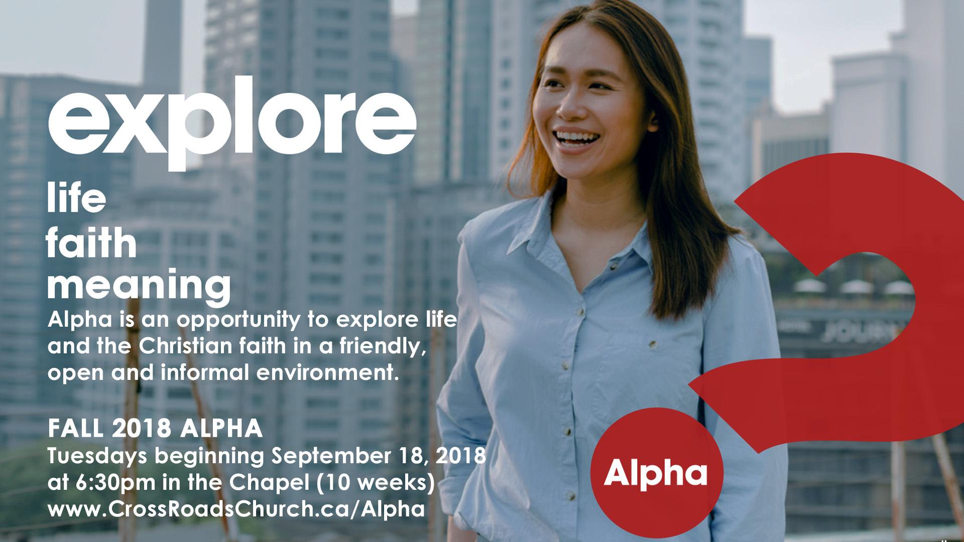 Alpha sept 2018