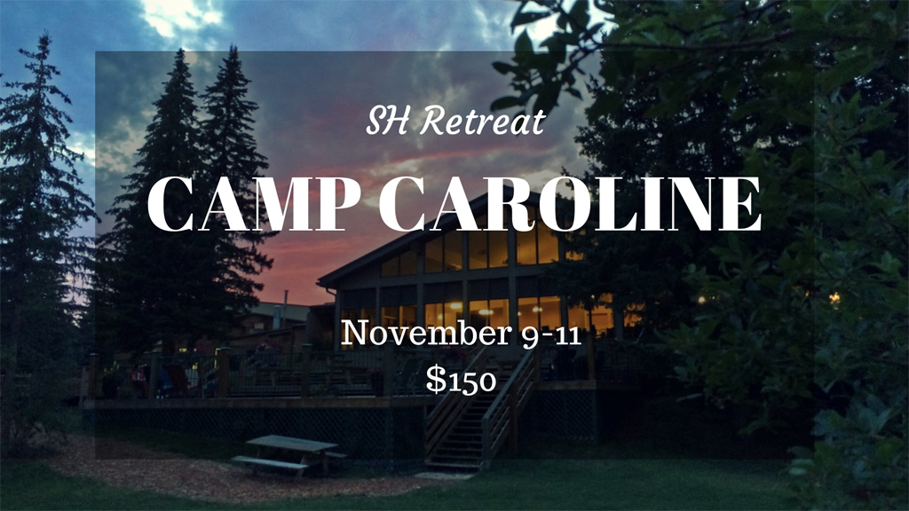 Sr High Retreat 2018