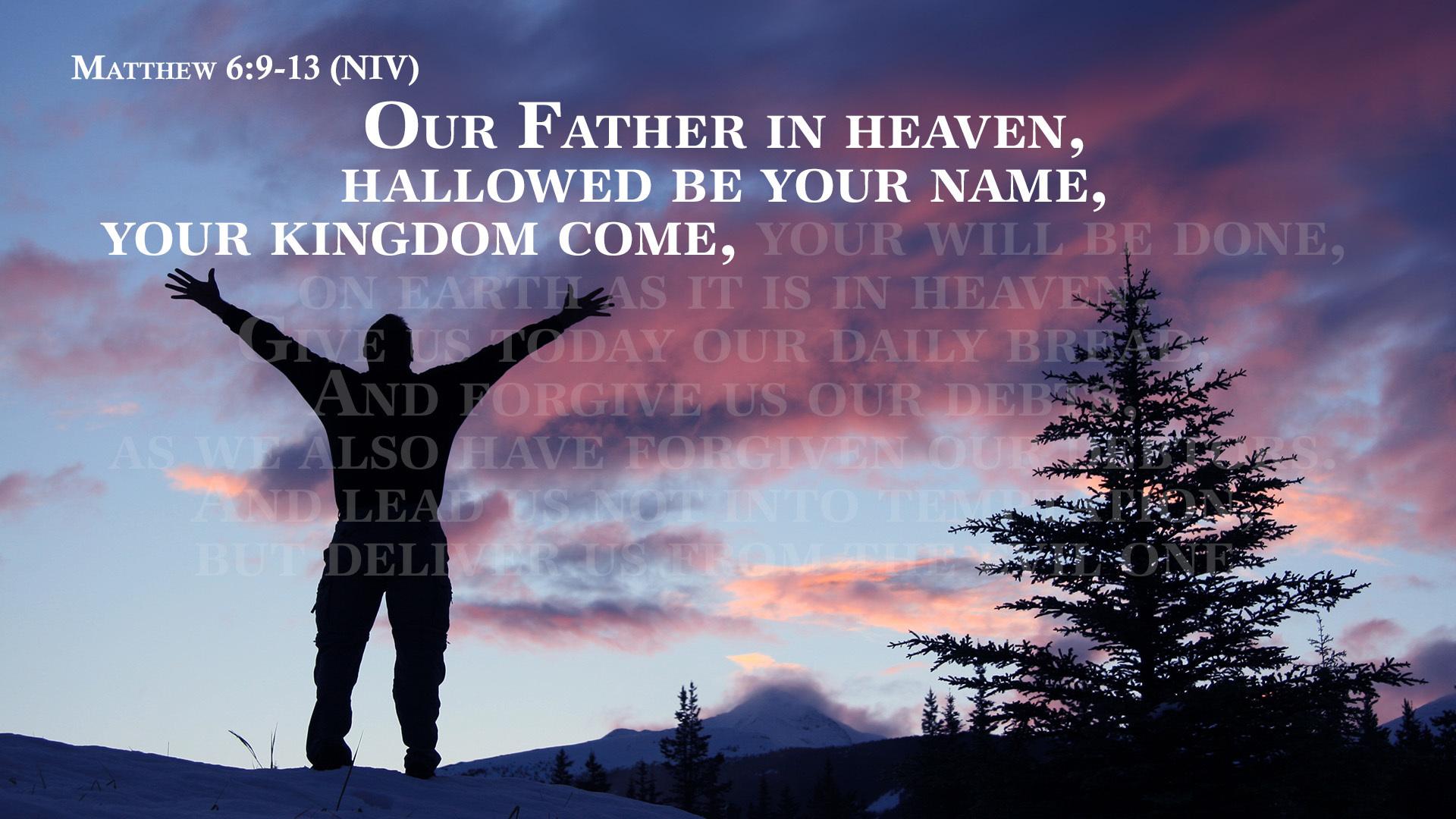 March prayer