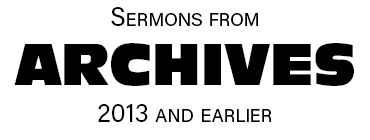 Sermon Graphics - archives