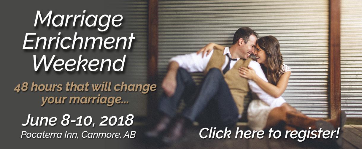 2018 Marriage Enrichment